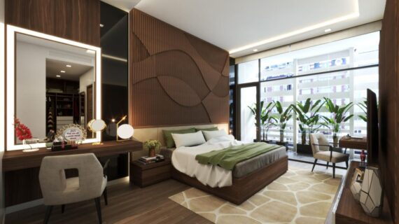 Apartment project in District 8