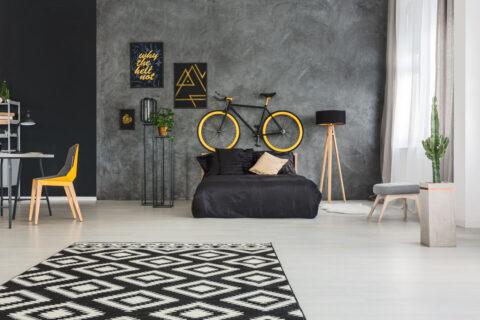 Studio apartment design project